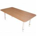 Стол регулируемый 'Дошколенок' столешница фанера, группа с 0 по 3 900*450*400-580