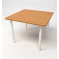 Стол регулируемый 'Дошколенок' столешница фанера, группа с 0 по 3 700*700*400-580